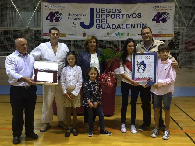 El judo lorquino homenajea al maestro Serafín Piñeiro - 1, Foto 1
