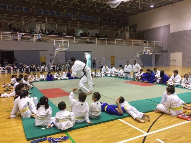 El judo lorquino homenajea al maestro Serafín Piñeiro - 2, Foto 2