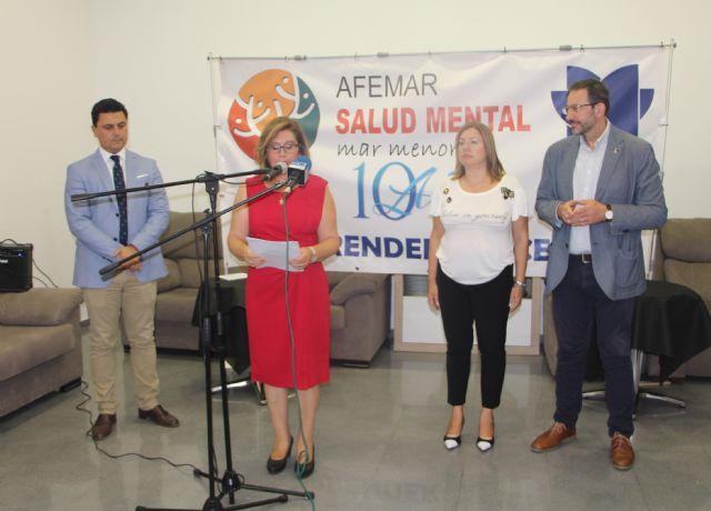 AFEMAR conmemora el Día Mundial de la Salud Mental - 1, Foto 1