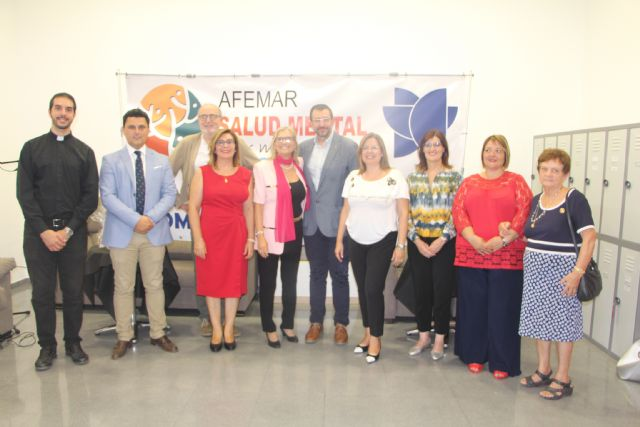 AFEMAR conmemora el Día Mundial de la Salud Mental - 2, Foto 2