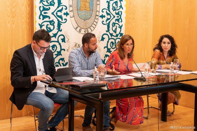 El Consejo de Cultura avanza en el proceso de elaboración del Plan de Cultura de Cartagena - 1, Foto 1