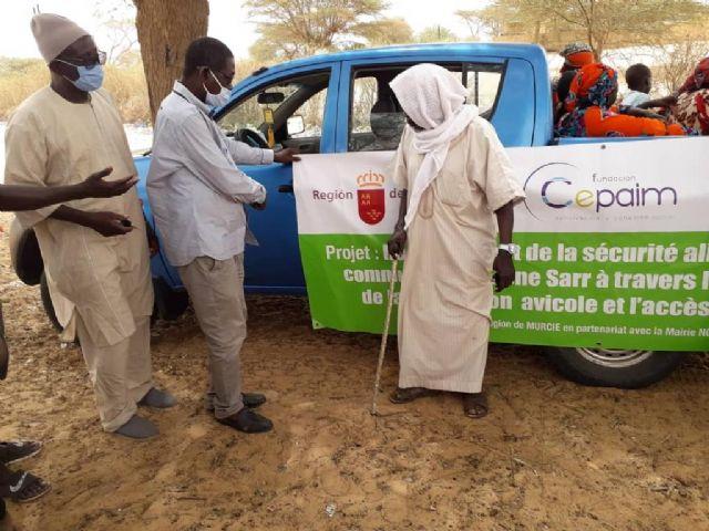 Una cooperativa avícola ayudará a casi 14.000 senegaleses de zonas rurales a través de un proyecto de cooperación del Gobierno regional - 1, Foto 1