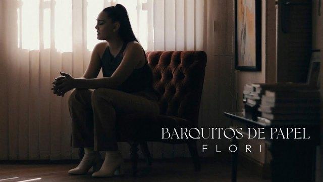 Flori vuelve pisando fuerte y presenta su nuevo tema Barquitos de papel - 1, Foto 1
