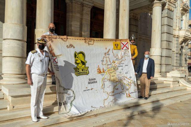 Deporte, Turismo e Historia se dan la mano en Cartagena con la carrera Tercios del Mar - 1, Foto 1