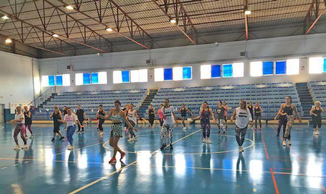 Los Domingos saludables de Las Torres de Cotillas se activan a ritmo de salsation - 2, Foto 2