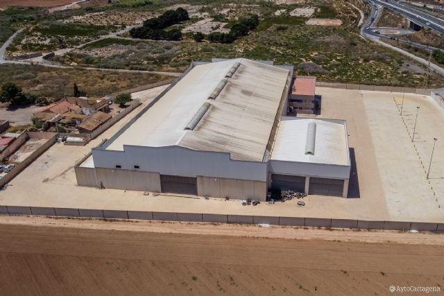 El Ayuntamiento concede licencia para la nave que separará las instalaciones de Lhicarsa - 1, Foto 1