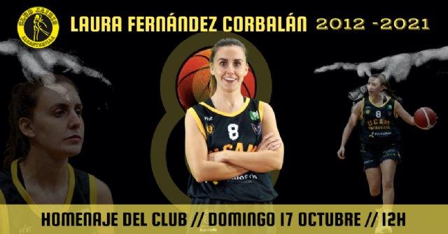 El CB Jairis aprueba la retirada de la camiseta de Laura Fernández Corbalán - 1, Foto 1