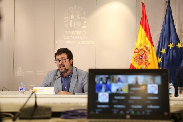 Trabajo pone en valor ante la OCDE el diálogo social como ejemplo de éxito para apuntalar el trabajo decente - 1, Foto 1