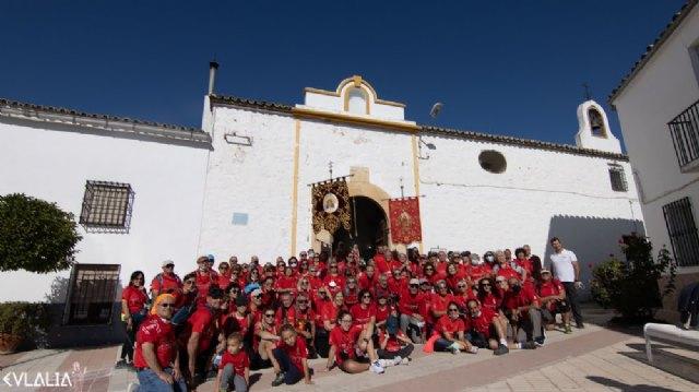 Encuentro peregrino eulaliense Santa Eulalia de Úbeda, Foto 3