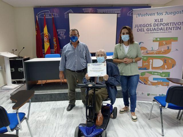 Francisco Fernández Cano gana el Trofeo de Senas  de los Juegos Deportivos del Guadalentín - 3, Foto 3