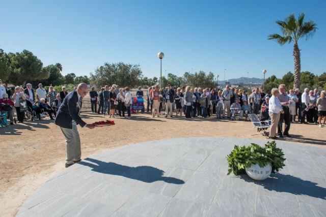Los residentes británicos celebran en Camposol el día del Armisticio, Foto 5