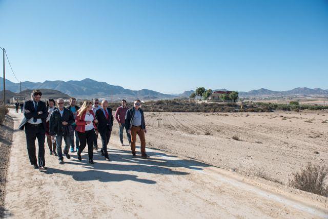 La vía verde de Mazarrón estará operativa a principios de 2017 - 1, Foto 1