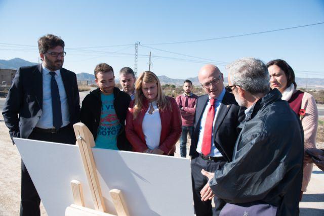 La vía verde de Mazarrón estará operativa a principios de 2017 - 2, Foto 2