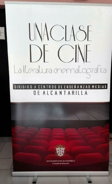 Arranca el proyecto Una clase de cine en el Centro Cultural Infanta Elena - 1, Foto 1