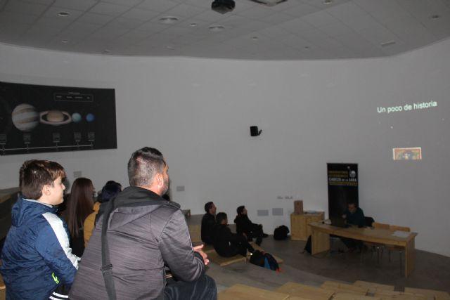 Una treintena de personas cursan formación  de Astronomía en el Cabezo de la Jara - 1, Foto 1