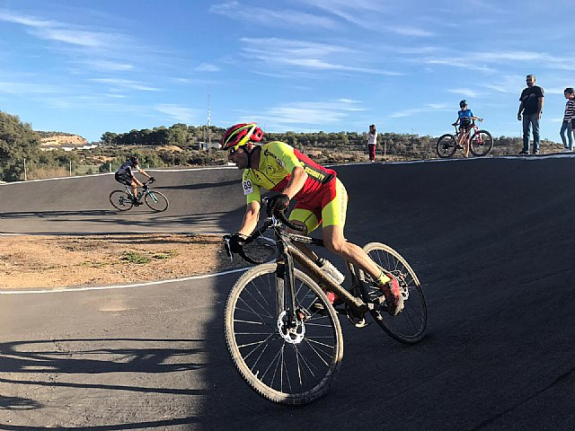 Francisco Cánovas, from the Santa Eulalia Cycling Club, participated in the second round of the cycle circuit in the Murcia region, Foto 3