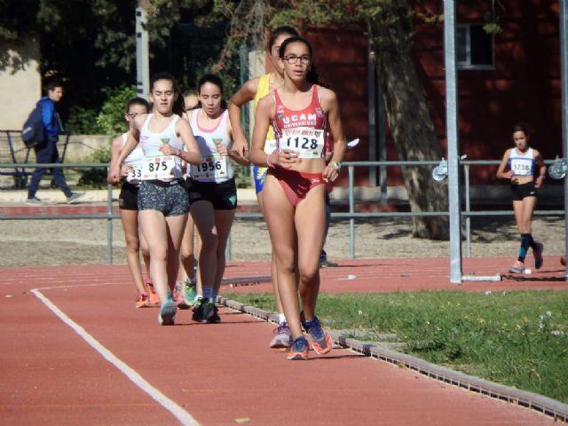 La competición en pista retoma el ritmo en Alhama, Foto 1