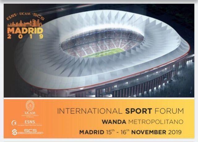 Expertos mundiales en rendimiento deportivo se citan en el Wanda Metropolitano - 1, Foto 1