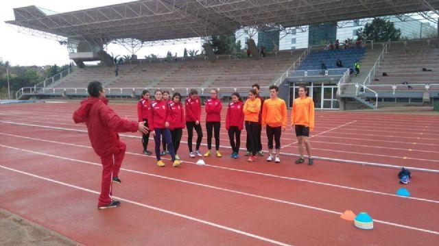 Este sábado, turno para el triple salto en el Plan de Tecnificación Deportiva FAMU - 1, Foto 1