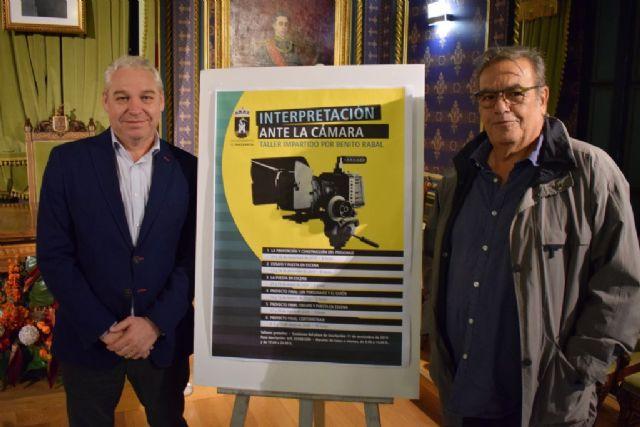 El taller Interpretación ante la cámara de Benito Rabal ahondará en la construcción de los personajes en el cine - 2, Foto 2