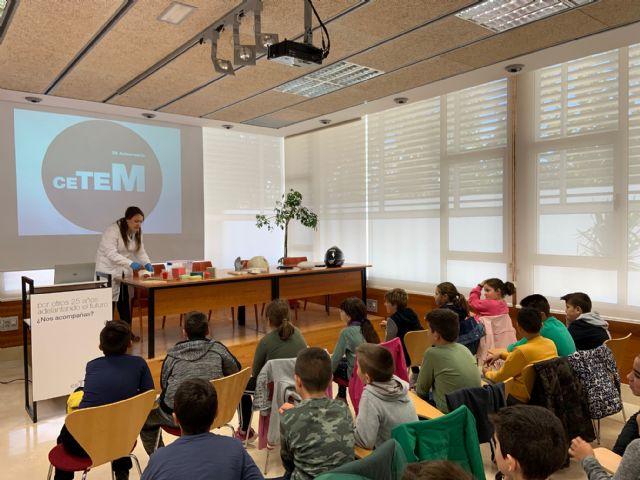 Más de 500 alumnos visitan CETEM con motivo de la Semana de la Ciencia y la Tecnología - 1, Foto 1