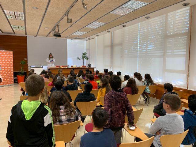 Más de 500 alumnos visitan CETEM con motivo de la Semana de la Ciencia y la Tecnología - 2, Foto 2