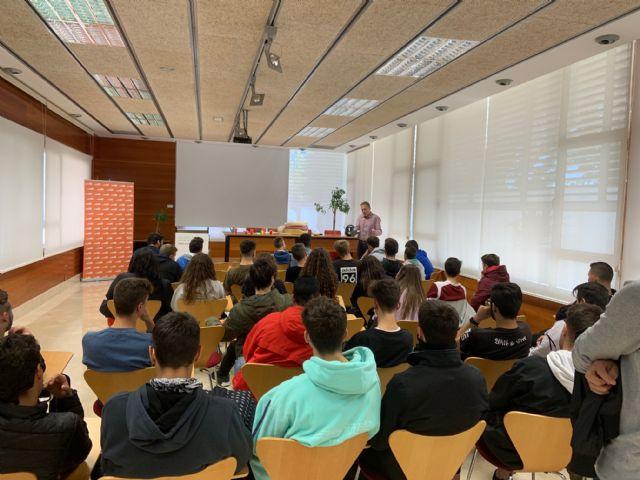Más de 500 alumnos visitan CETEM con motivo de la Semana de la Ciencia y la Tecnología - 3, Foto 3