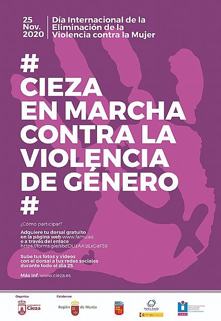 La FAMU se implica en la marcha del 25 de noviembre contra la violencia de género - 1, Foto 1