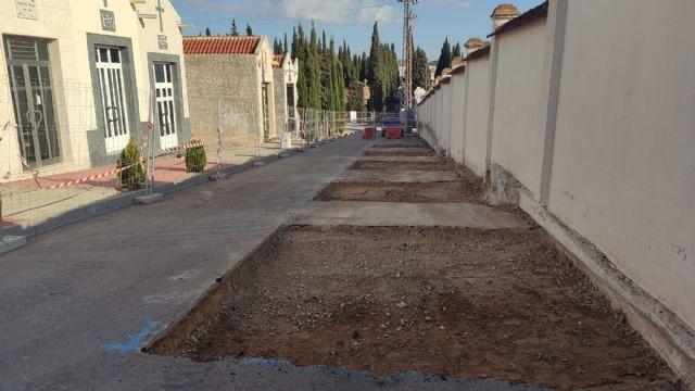 El Cementerio Municipal amplía sus instalaciones con 72 columbarios y la construcción de 120 nichos más - 2, Foto 2