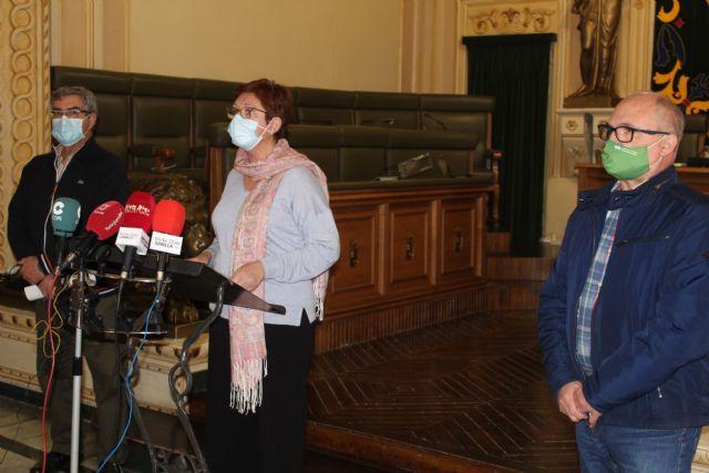 La alcaldesa reafirma el compromiso del Gobierno para evitar en el municipio ganaderías intensivas y mixtas porcinas e intensivas vacunas y bovinas - 1, Foto 1