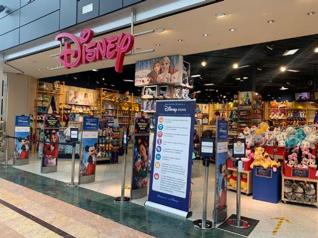 Disney Store de Nueva Condomina sortea un viaje a SDsneyland París para cuatro personas - 1, Foto 1