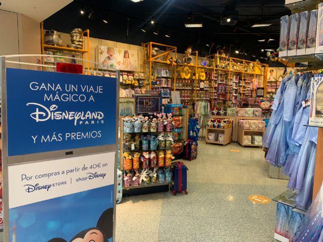 Disney Store de Nueva Condomina sortea un viaje a SDsneyland París para cuatro personas - 2, Foto 2