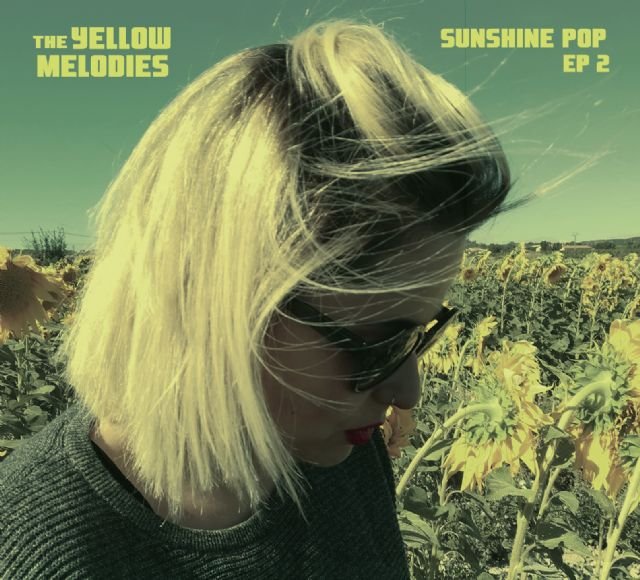 THE YELLOW MELODIES Sunshine Pop Ep2 CD-EP - 1, Foto 1