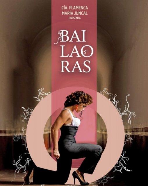 María Juncal estrena su nuevo espectáculo Bailaoras - 1, Foto 1