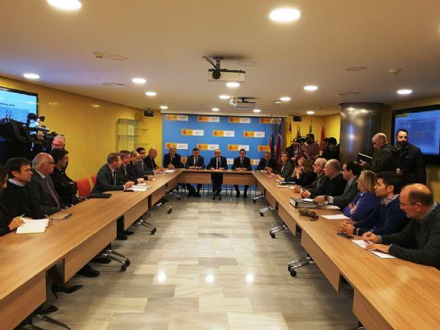 La Confederación Hidrográfica del Segura se reúne con los ayuntamientos de más de 20.000 habitantes para coordinar acciones frente a la sequía