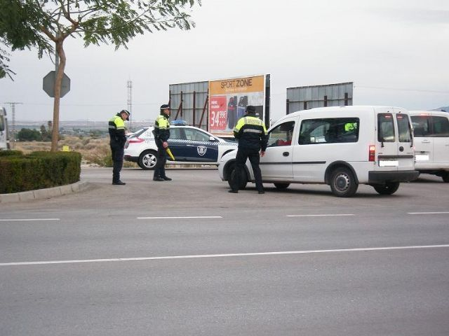 The Local Police adhere to the special campaign on the control of the rate of alcohol and the presence of drugs in drivers