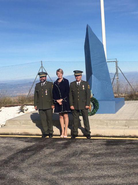 El Ejército del Aire otorga la Cruz del Mérito Aeronáutico a un agente medioambiental - 1, Foto 1