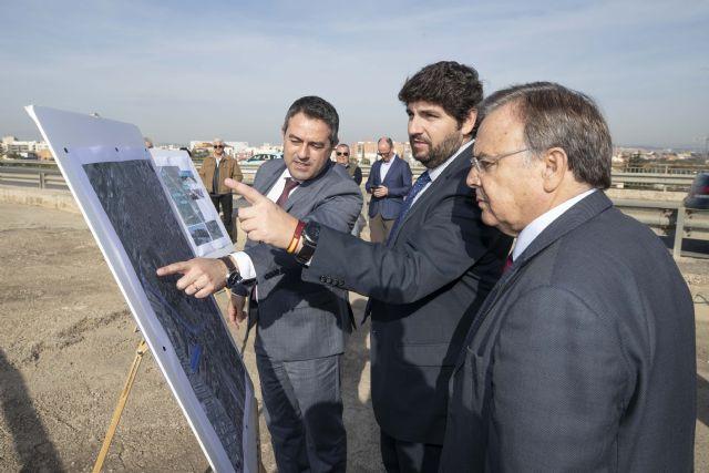 La Comunidad financia con 300.000 euros el estudio informativo para construir la variante sur de Alcantarilla - 3, Foto 3