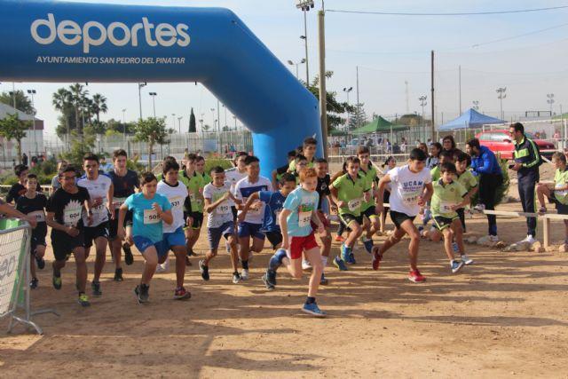 Más de 300 niños participan en la final municipal de campo a través del programa de Deporte Escolar - 2, Foto 2