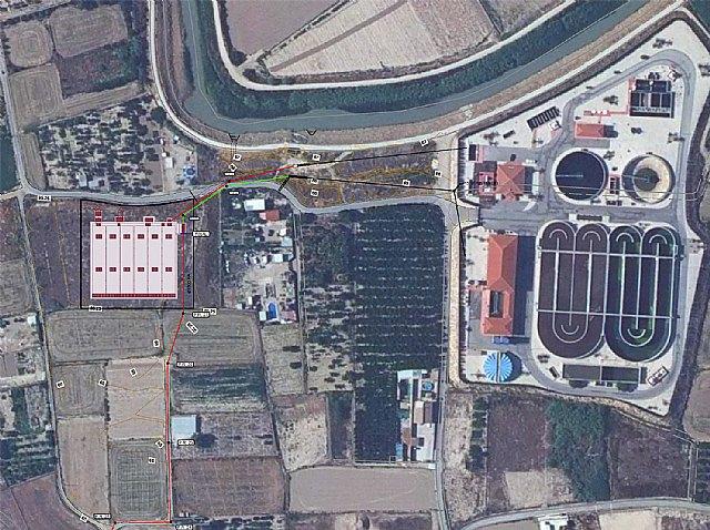 La construcción del tanque de tormentas de Las Torres de Cotillas, a licitación - 1, Foto 1