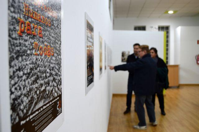 El Centro de Jóvenes Artistas acoge una exposición sobre el 70° aniversario de la declaración de derechos humanos - 2, Foto 2