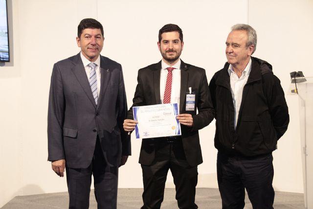 """Premio Nacional a un arquitecto egresado de la UPCT por su proyecto """"Nuevo Club Remo"""" - 1, Foto 1"""