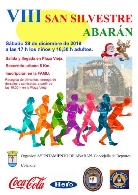 El sábado 28, nueva cita de fin de año en Abarán - 1, Foto 1