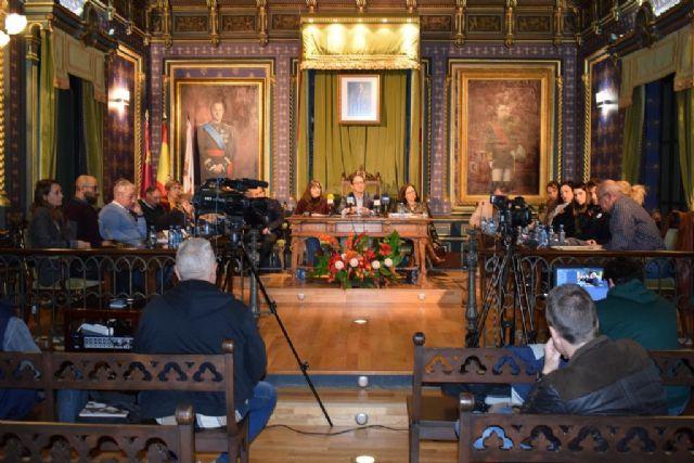 El presupuesto de 2020 aumenta un 5,37% para proyectar el futuro de Mazarrón en la presente legislatura, Foto 1