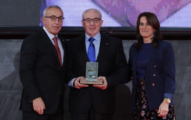 José Luis Mendoza, premio del COE a los 'Valores olímpicos' - 1, Foto 1