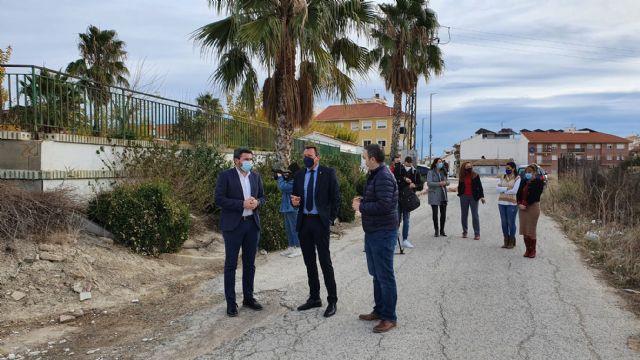 La Comunidad destina 250.000 euros a reparar el Camino Viejo del Cementerio en Ceutí - 1, Foto 1