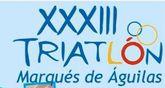 Águilas coronará a los Campeones Regionales de Triatlón por equipos