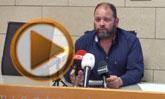 Carrillo pide la dimisión del portavoz de la Plataforma AVE Totana Fuerza Ciudadana por mal educado e incompetente
