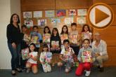 Se entregan los premios del II Concurso de Dibujo 'Pinta tu creatividad'