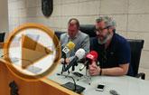 El alcalde anuncia que el Consistorio acudirá a los Tribunales de Justicia para denunciar la modificación del trazado del AVE propuesto por Adif